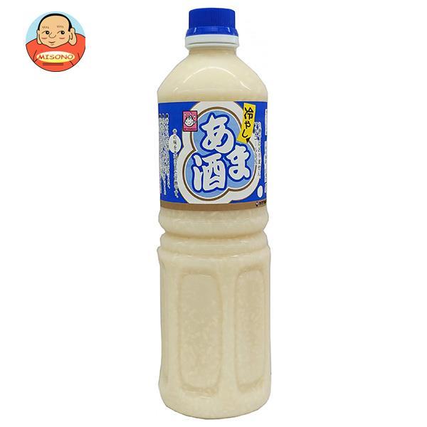 ヤマク食品 冷し甘酒 1Lペットボトル×6本入