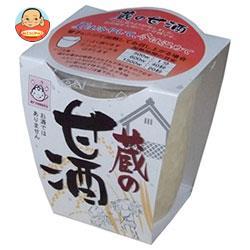 ヤマク食品 蔵の甘酒 180g×12個入