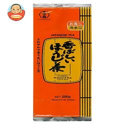 宇治の露製茶 宇治の露 香ばしいほうじ茶 200g×9袋入