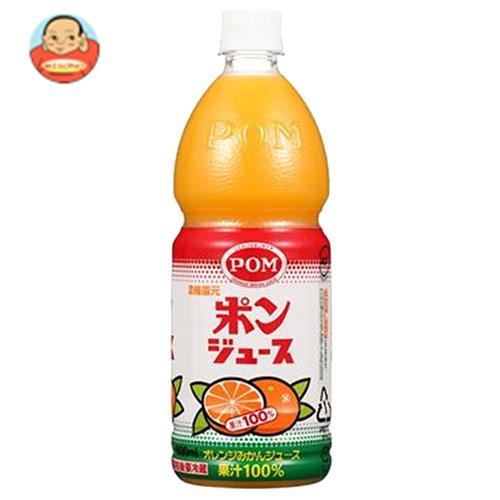 えひめ飲料 POM(ポン) ポンジュース 800mlペットボトル×12(6×2)本入