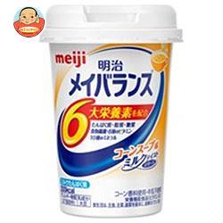 明治 明治メイバランスMiniカップ コーンスープ味 125mlカップ×24(12×2)本入