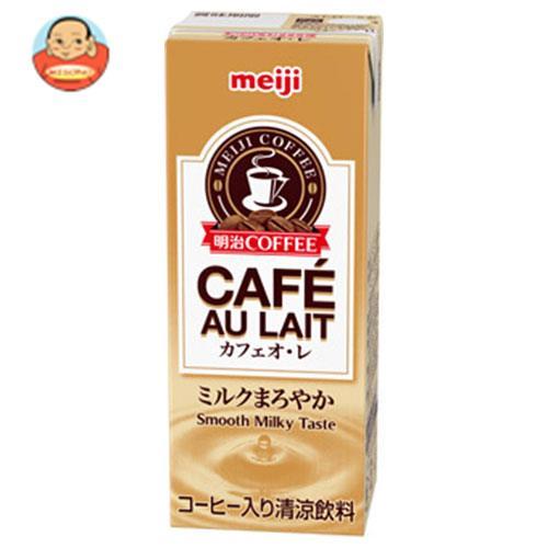 明治 COFFEE カフェオ・レ 200ml紙パック×24本入