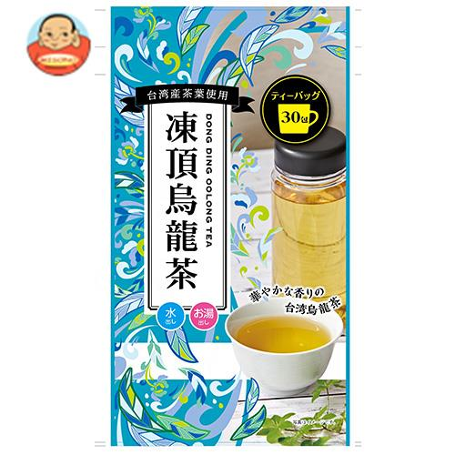 Tokyo Tea Trading Mug&Pot 凍頂烏龍茶 1.5g×30P×12袋入