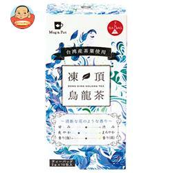 Tokyo Tea Trading Mug&Pot 凍頂烏龍茶 2g×10P×12箱入