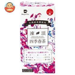 Tokyo Tea Trading Mug&Pot 凍頂四季春茶 2g×10P×12箱入