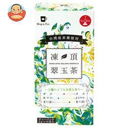 Tokyo Tea Trading Mug&Pot 凍頂翠玉茶 2g×10P×12箱入