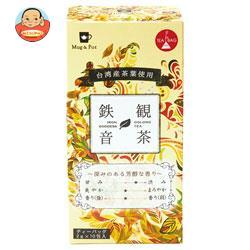 Tokyo Tea Trading Mug&Pot 鉄観音茶 2g×10P×12箱入