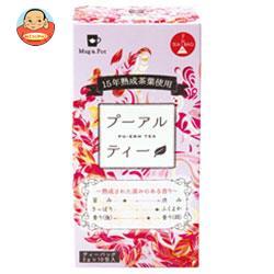 Tokyo Tea Trading Mug&Pot プーアルティー 2g×10P×12箱入