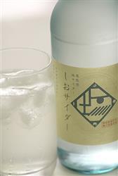 Ante(アンテ) 奥能登地サイダー しおサイダー 340ml瓶×24本入