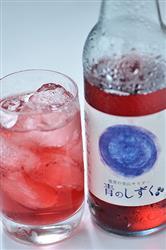 Ante(アンテ) 能登の里山サイダー 青のしずく 340ml瓶×24本入