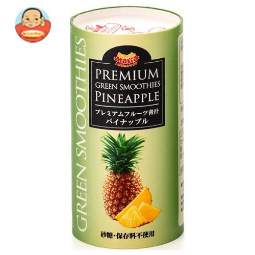 アスク プレミアムフルーツ青汁 パイナップル 125mlカートカン×30本入