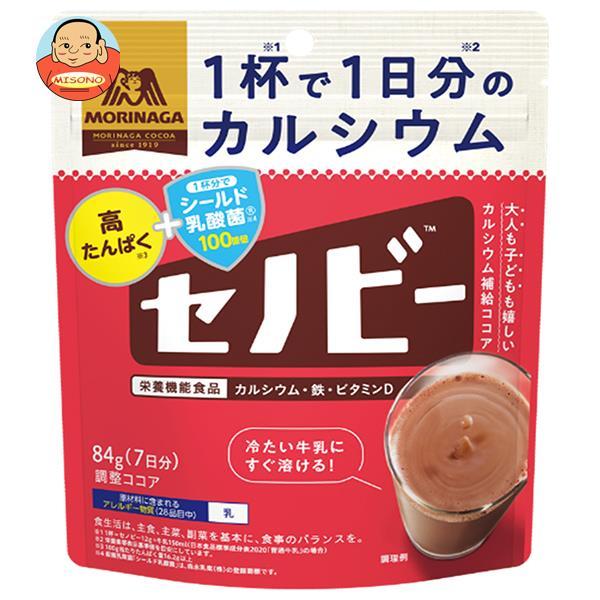 森永製菓 セノビー 84g袋×8袋入