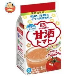 森永製菓 甘酒<トマト> 4袋×20袋入