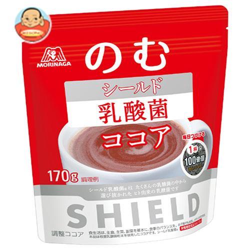 森永製菓 シールド乳酸菌 ココア 170g×24袋入