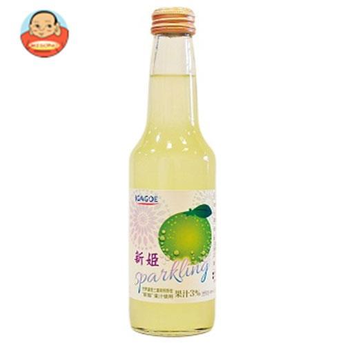 伊賀越 新姫スパークリング 250ml瓶×24本入