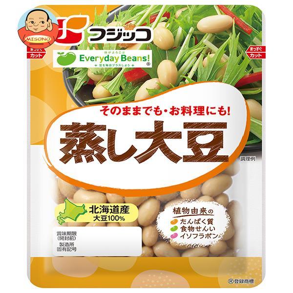 フジッコ 蒸し大豆 100g×12袋入