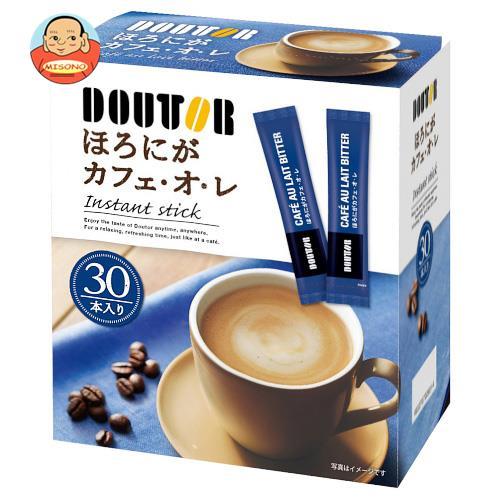 ドトールコーヒー ドトール コーヒー専門店のほろにがカフェ・オ・レ 7g×30P×24箱入