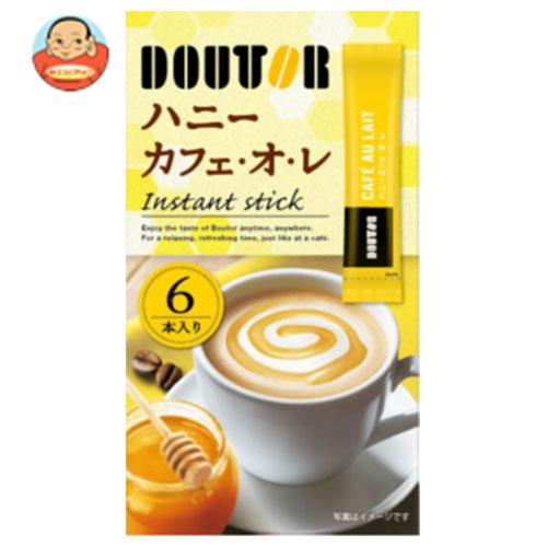 ドトールコーヒー ドトール インスタント ハニーカフェ オ レ 78g(13g×6袋)×36個入
