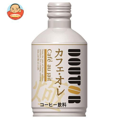 ドトールコーヒー ひのきわみ カフェ・オレ 260gボトル缶×24本入