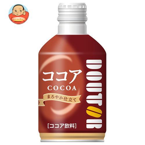 ドトールコーヒー ドトールコーヒー ココア 260gボトル缶×24本入