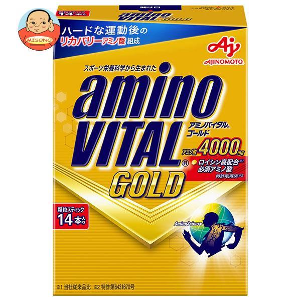 味の素 アミノバイタルGOLD 65.8g(4.7g×14)×5箱入