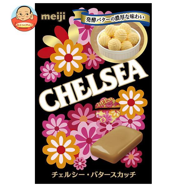 明治 チェルシー バタースカッチ 10粒×10箱入