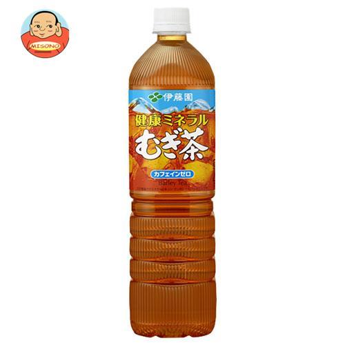 伊藤園 健康ミネラルむぎ茶 1Lペットボトル×12本入