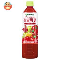 伊藤園 充実野菜 トマトミックス 930gペットボトル×12本入
