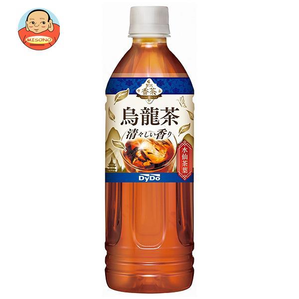 ダイドー 贅沢香茶 烏龍茶 500mlペットボトル×24本入