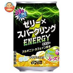 ダイドー ぷるっシュ!! ゼリー×スパークリング エナジー 280g缶×24本入