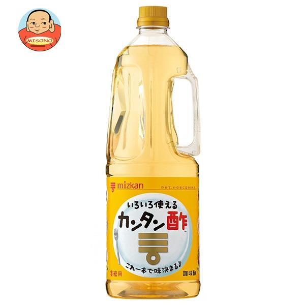 ミツカン カンタン酢 1.8LPET×6本入