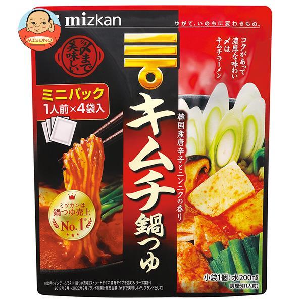 ミツカン キムチ鍋の素 38g×10箱入