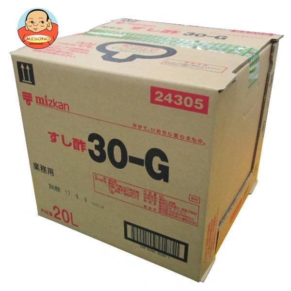 ミツカン すし酢30-G 20L×1個入