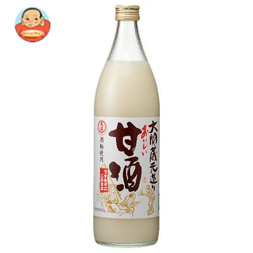 大関 おいしい甘酒 940g瓶×6本入