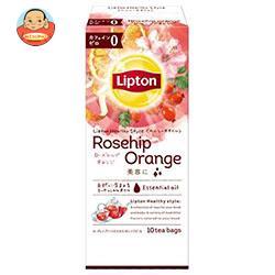 リプトン ヘルシースタイル ローズヒップ・オレンジ ティーバッグ 10袋×6個入