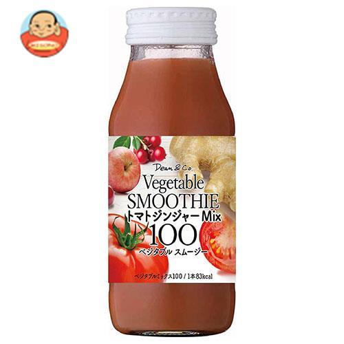 マルカイ Dean&Co.(ディーンアンドコー) トマトジンジャーMix100 180ml瓶×20本入
