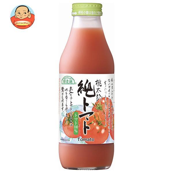 マルカイ 順造選 純トマトジュース 500ml瓶×12本入