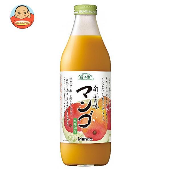 マルカイ 順造選 マンゴ 1000ml瓶×12(6×2)本入