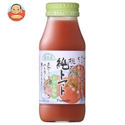 マルカイ 順造選 純トマトジュース 180ml瓶×20本入