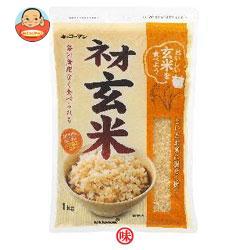 キッコーマン ネオ玄米 1kg×12袋入
