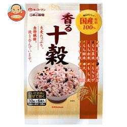 キッコーマン 日本の穀物 香る十穀 180g(30g×6)×12袋入