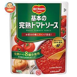 キッコーマン 基本の完熟トマトソース 295gパウチ×16(8×2)個入