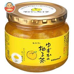 キッコーマン ゆずかの柚子茶 580g瓶×12本入