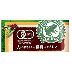 UCC 香り炒り豆 有機栽培珈琲(豆) 160g袋×12(6×2)袋入