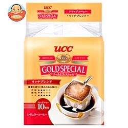 UCC ゴールドスペシャル ドリップコーヒー リッチブレンド 10P×6袋入