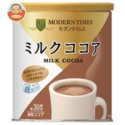 日本ヒルスコーヒー モダンタイムス ミルクココア 430g缶×12(6×2)個入