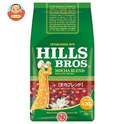 日本ヒルスコーヒー ヒルス モカブレンド(粉) 420g袋×12(6×2)袋入