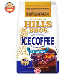日本ヒルスコーヒー ヒルス アイスコーヒー(粉) 300g袋×12袋入