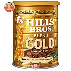 日本ヒルスコーヒー ヒルス ブレンドゴールド(粉) 283g缶×12(6×2)個入