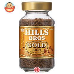 日本ヒルスコーヒー ヒルス ブレンドゴールド 90g瓶×12本入